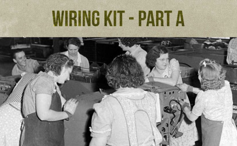 Wiring Kit – Part A