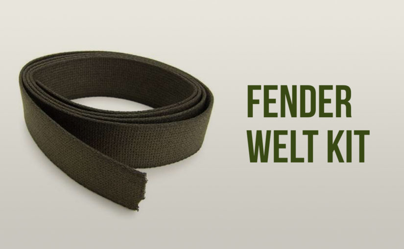 Fender Welt Kit