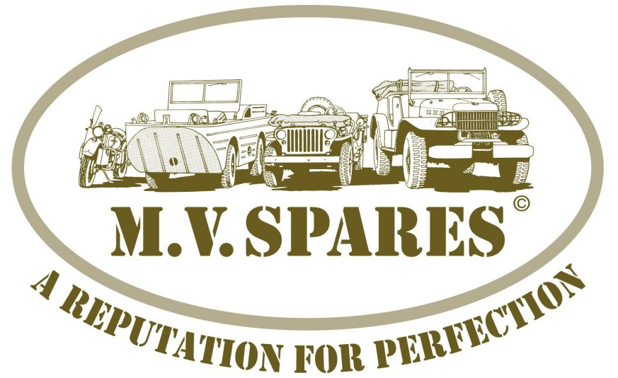 MV Spares Logo